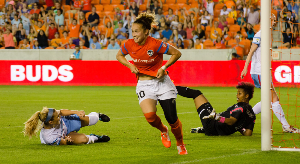 Chicago needs to make sure Ella Masar keeps her shirt on this Sunday at Toyota Park