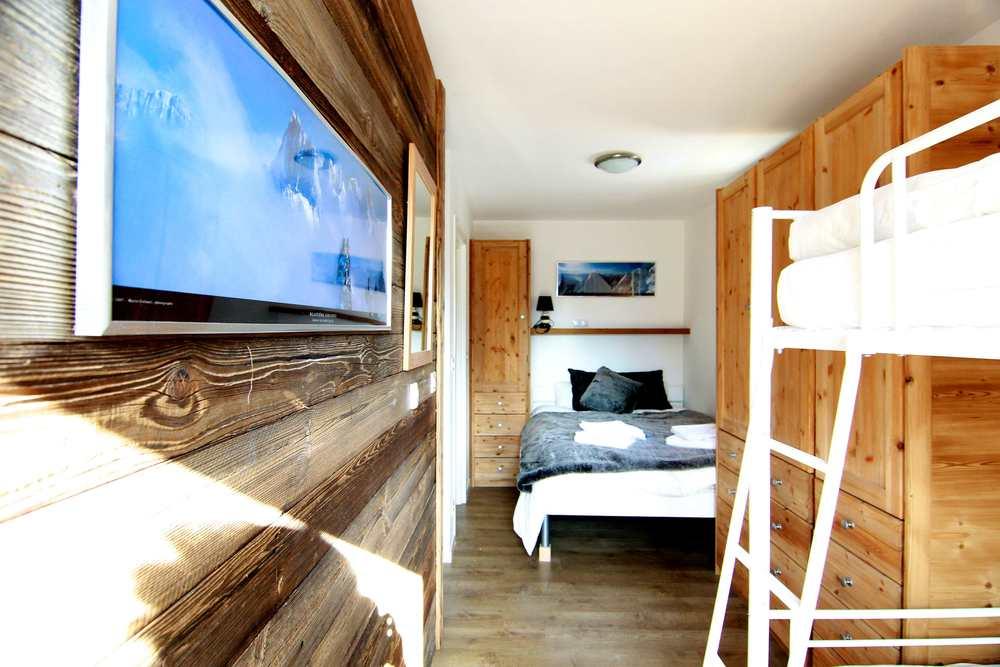 SNOWSPA CHALETS CHAMONIX- Ski Chalet Family bedroom Sleeps 2.jpg
