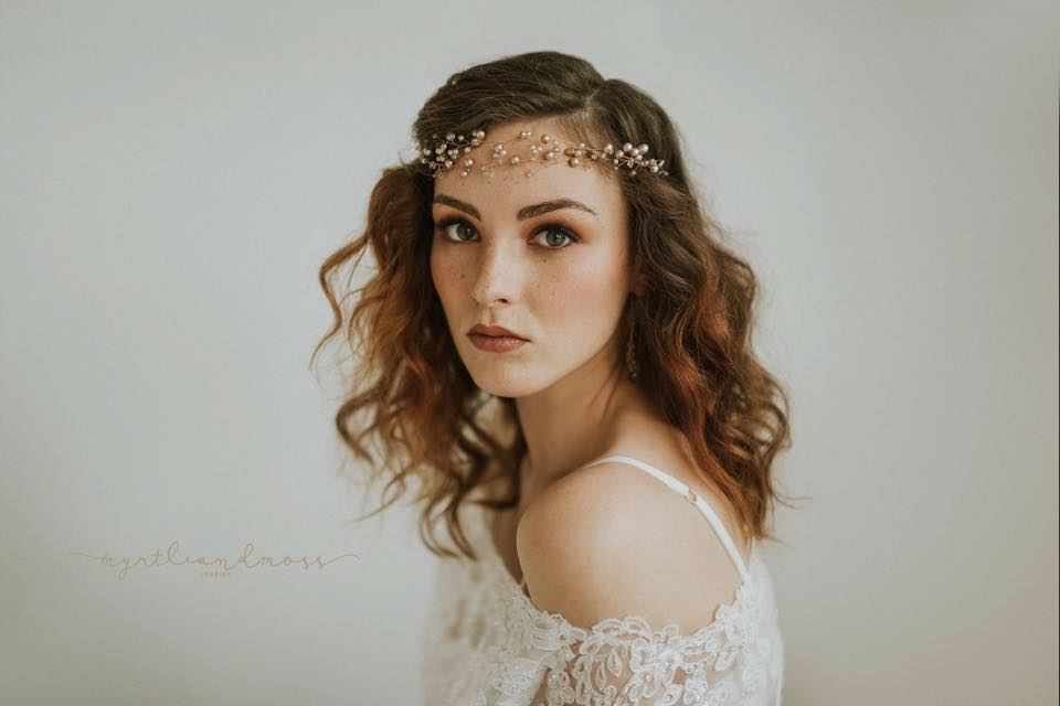 wedding bridal makeup hair