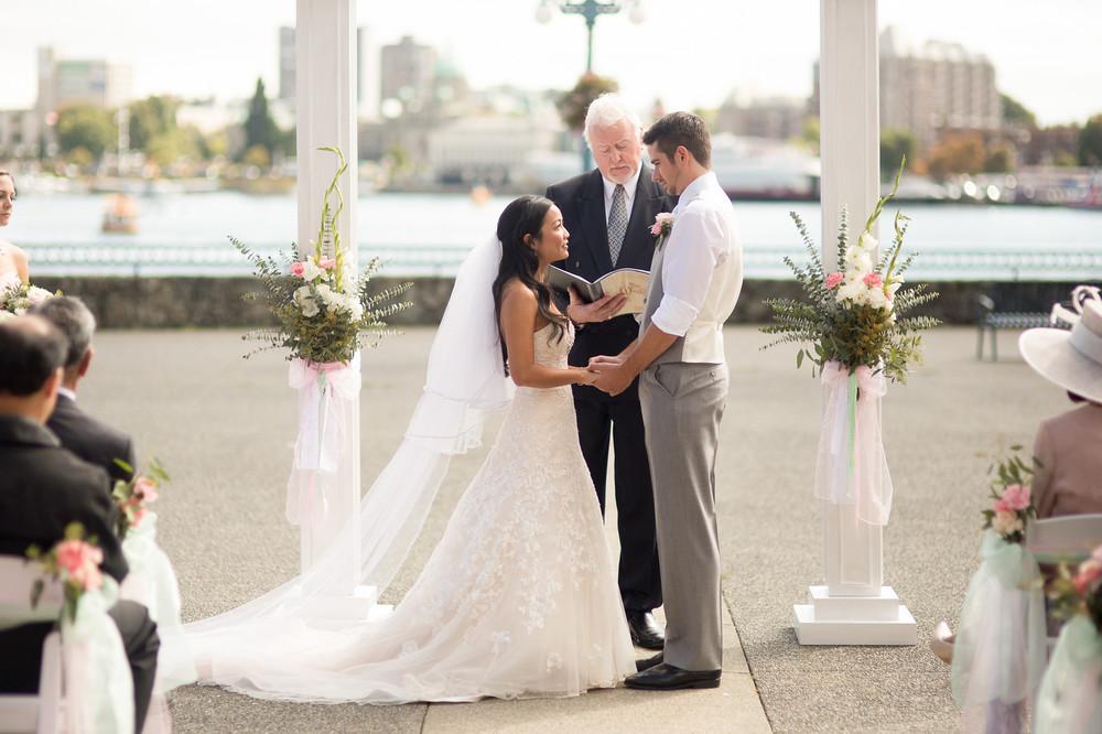 Wedding dress Victoria, B.C