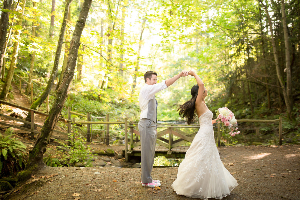 Wedding Victoria, B.C