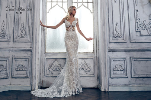 Calla Blanche Gowns Are Perfect For The Fashion Forward Bride These Wedding Dresses Nothing You Have Seen Before