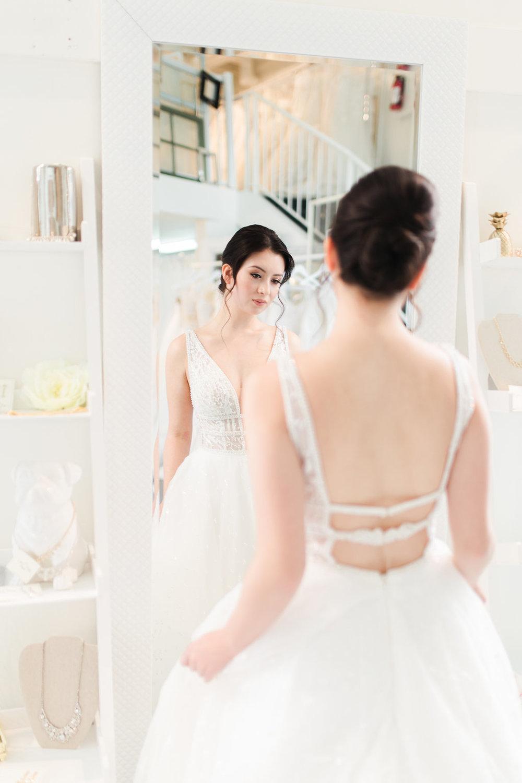 Tres Chic Bridal Victoria Bridal Boutique, B.C