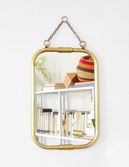 Vertical Florin Mirror