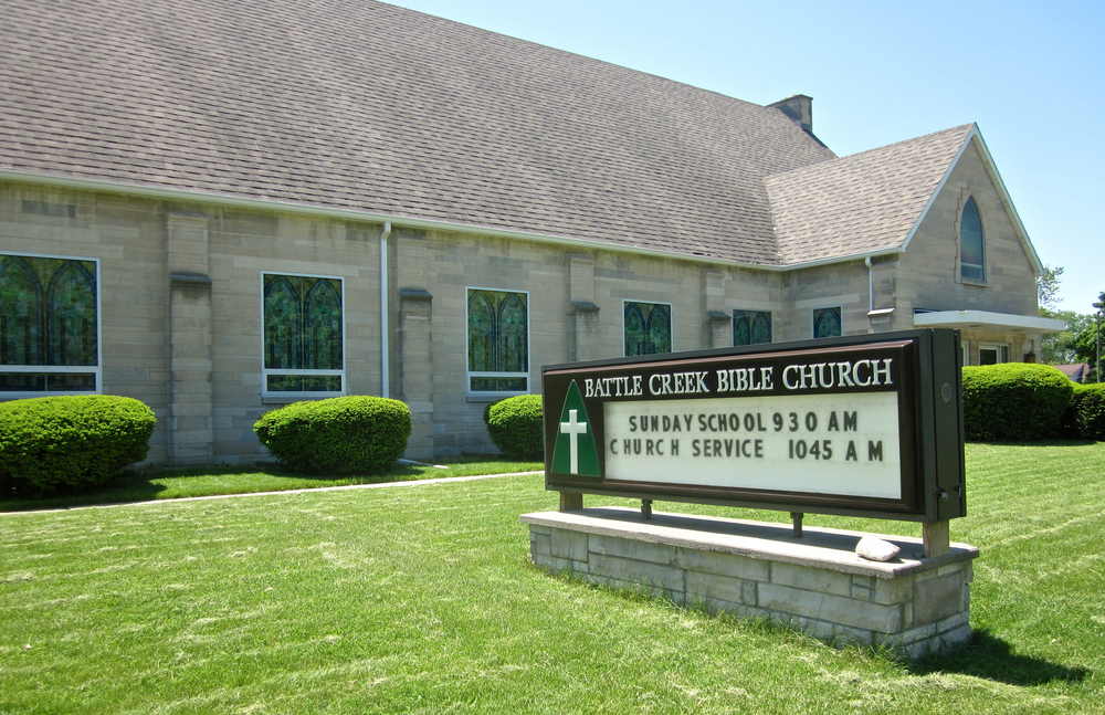 welcome to   Battle Creek Bible Church    Learn More