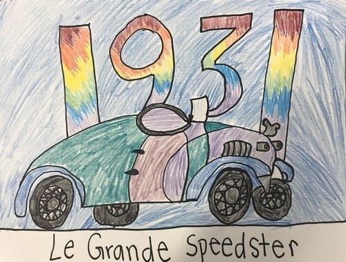 1931 Speedster