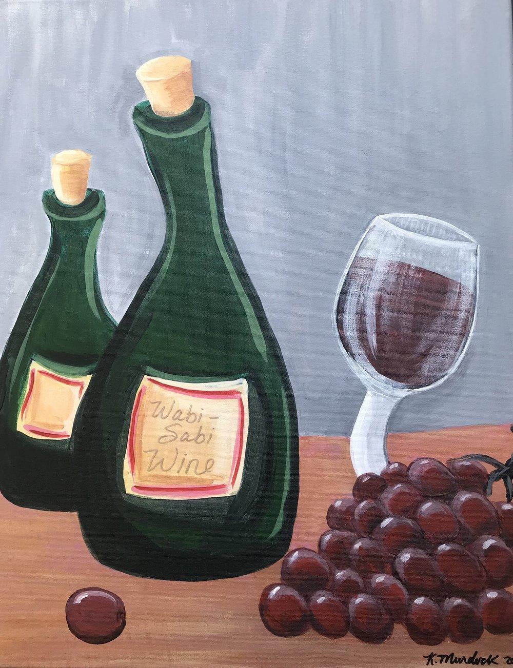 Wabi-Sabi Wine II