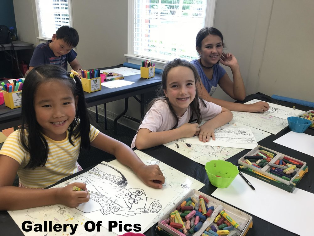 Teacher Work Day Camp Gallery