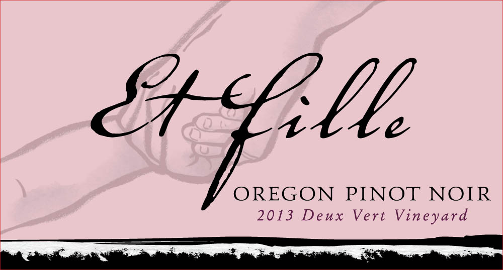 2013 Deux Vert Vineyard Pinot Noir   This has a rich elegance of black fruit with chocolate, baking spice, and sage hints. Last vintage received Double Gold Best of Show at Oregon Wine Awards and 92 from Tanzer. $48.   View Details.