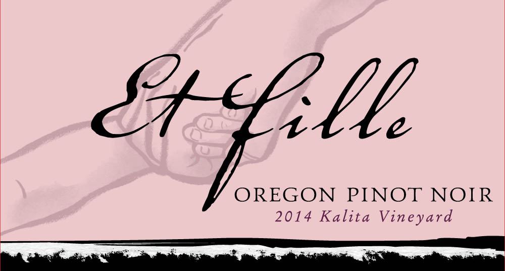 "2014 Kalita Vineyard Pinot Noir   We have been making wine from this beautiful vineyard since 2004 and this received a 91 from  Wine Spectator,  which called it ""spirited and refined."" $48.      View Details."