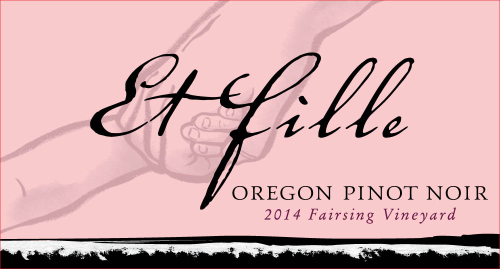 2014 Fairsing Vineyard Pinot Noir   This is our first single vineyard wine from Fairsing Vineyard, which we have been working with since 2009.  Less than 100 cases made. Rated a 92 by  Vinous . $48.      View Details.