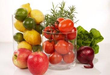 Bildet er hentet fra Opplysningskontoret for frukt og grønt, frukt.no