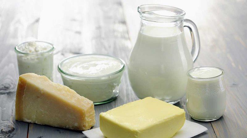 Magre meieriprodukter.  Meieriprodukter er en viktig del av kostholdet vårt, men velg de magre. Foto: Shutterstock
