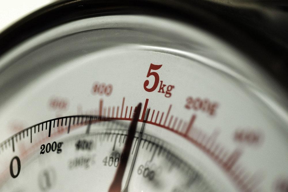Nøkkelen til suksess.  Velg livsstilsendring foran slankekurer og dietter.Foto: Pixabay