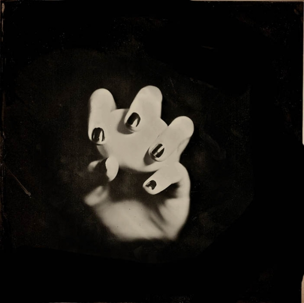Pencey Prep, 8 x 8 inch tintype, 2012