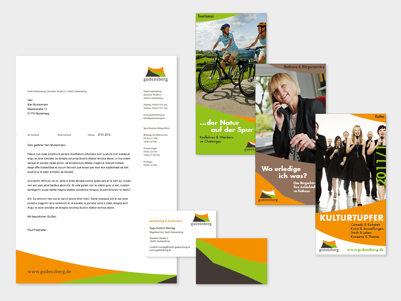 3. Platz Ideenwettbewerb Stadt Gudensberg