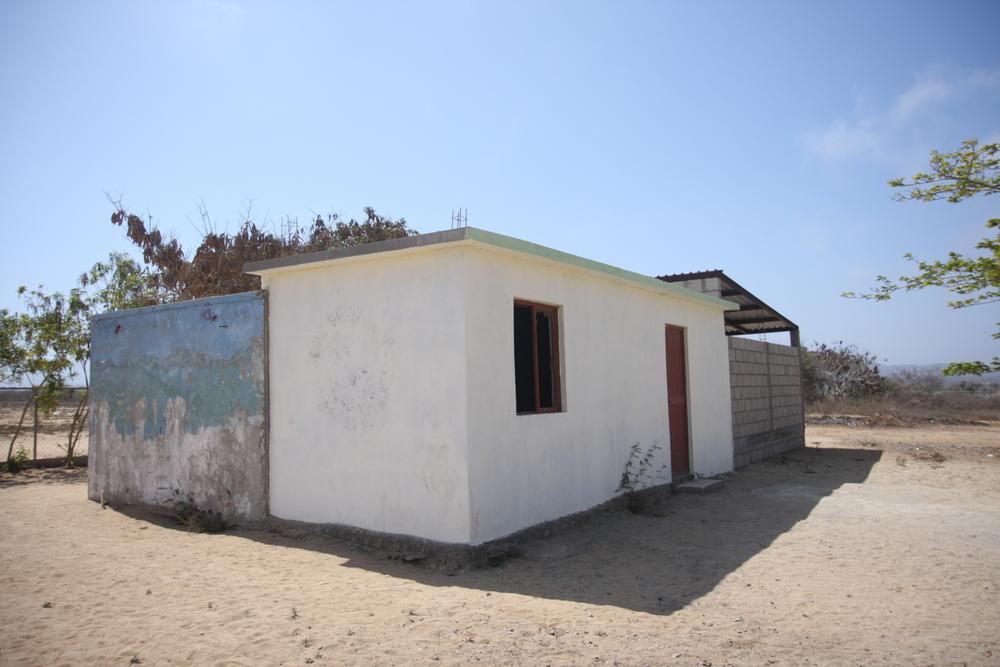 Preescolar de Elias Calles (before the hurricane).