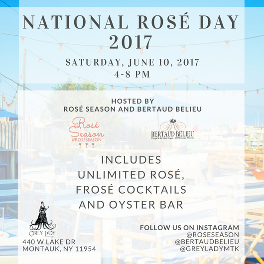 national rose day 2017 - hamptons - saturday, june 10, 2017 - @roseseason instagram post