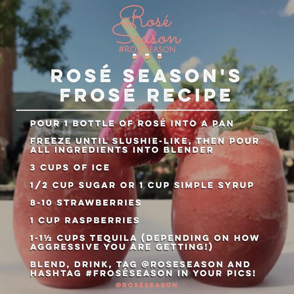 frpsé recipe