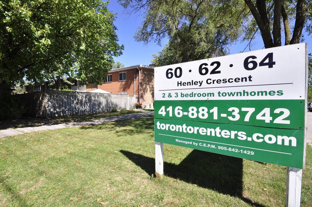 60-64 Henley Crescent, Toronto, Ontario