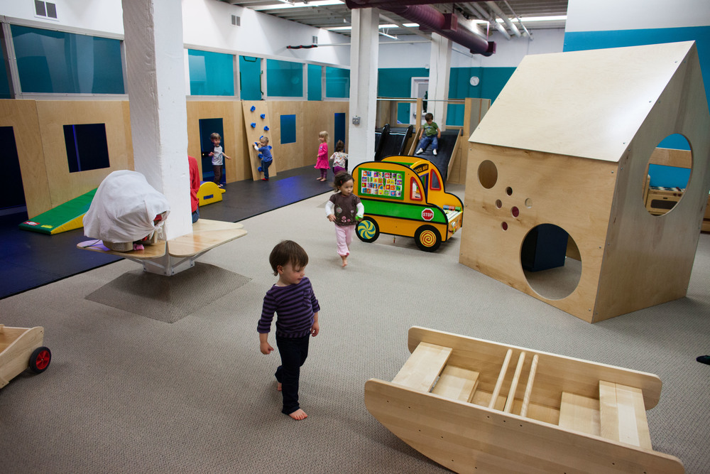 Check Out The Space! � Recess - Play, Party, Learn & Grow!