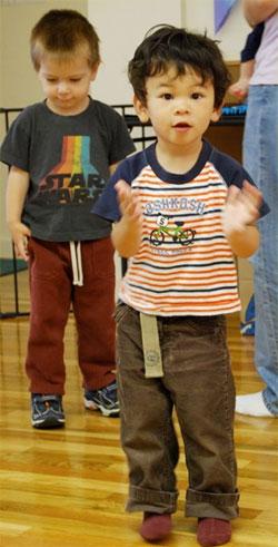 Jamboodas Kids Music Class Recess