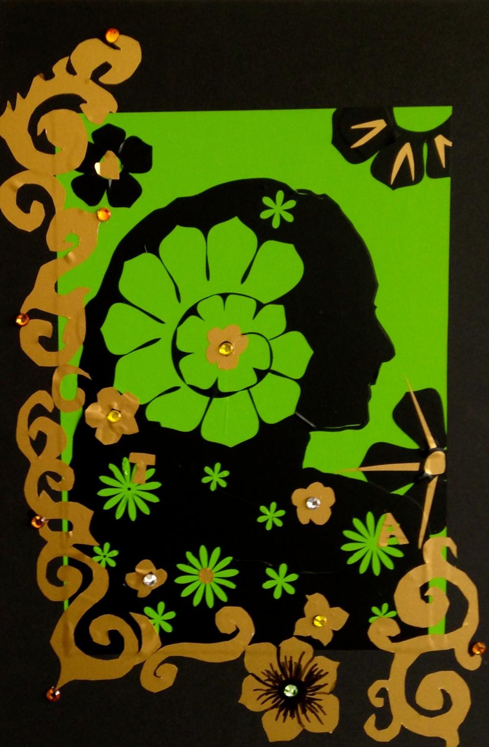 Flower girl T.