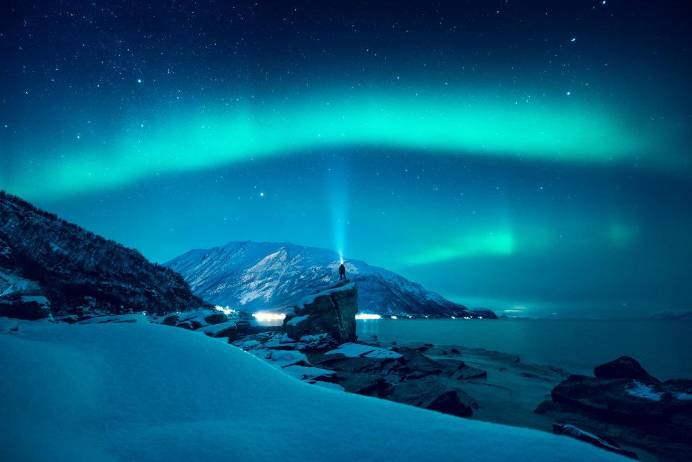 Tromsø w/ Pukka Travels -