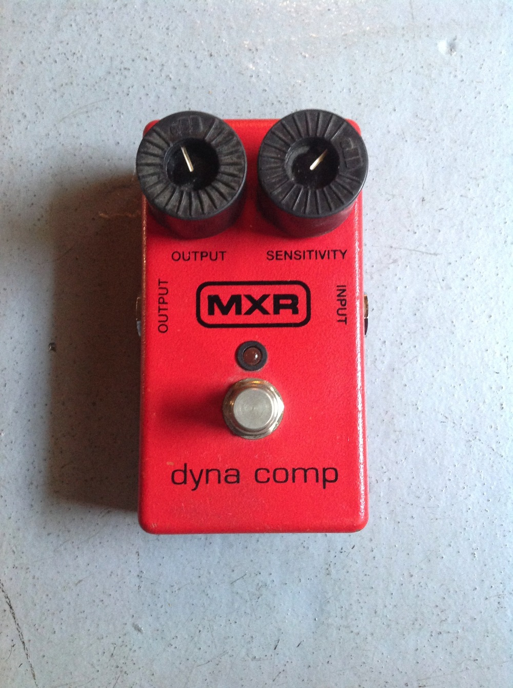 dyna comp. music.  Brian Kelly
