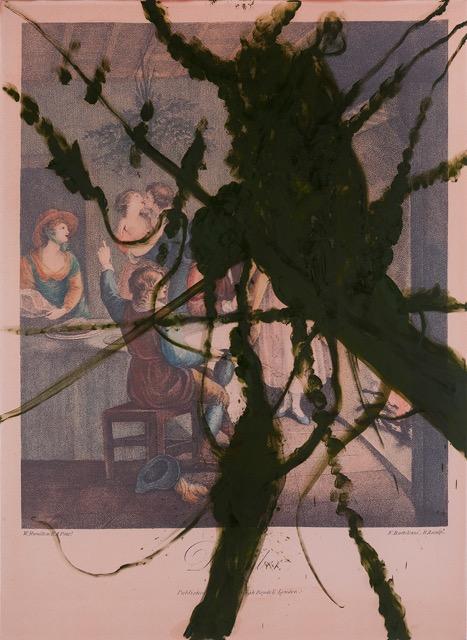 """""""December,"""" by Julian Schnabel"""