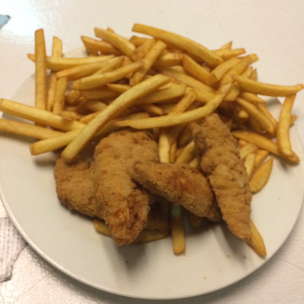 Chicken Fingers - 4pieces