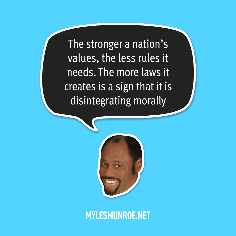 Myles Munroe Quote # 122