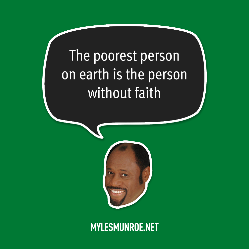 Myles Munroe Quote # 129