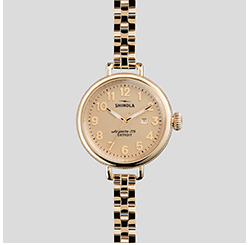 """Birdy"" Shinola Watch"