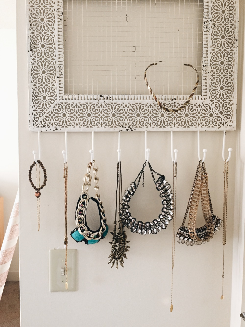 Necklace Organizer: Marshall's