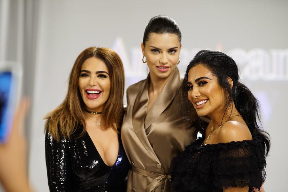 Huda & Mona Kattan - Beauty Influencers