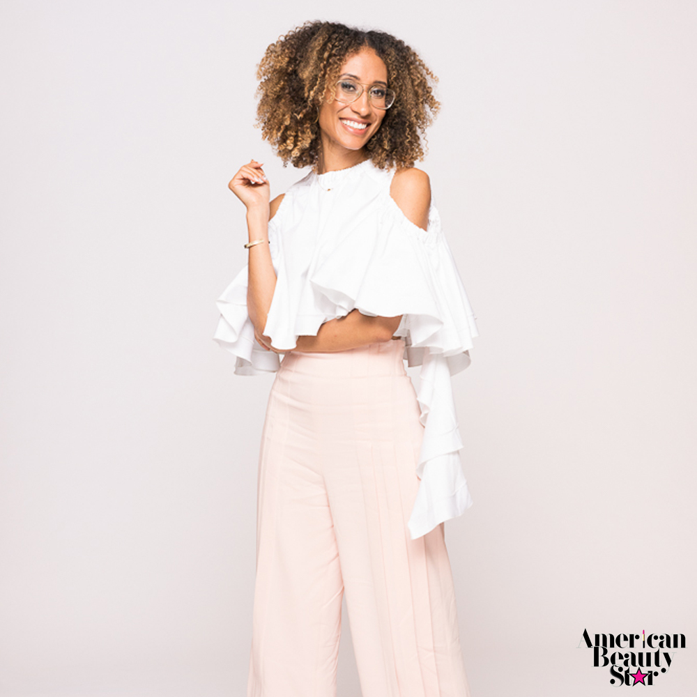 Elaine Welteroth - Editor in Chief of Teen Vogue