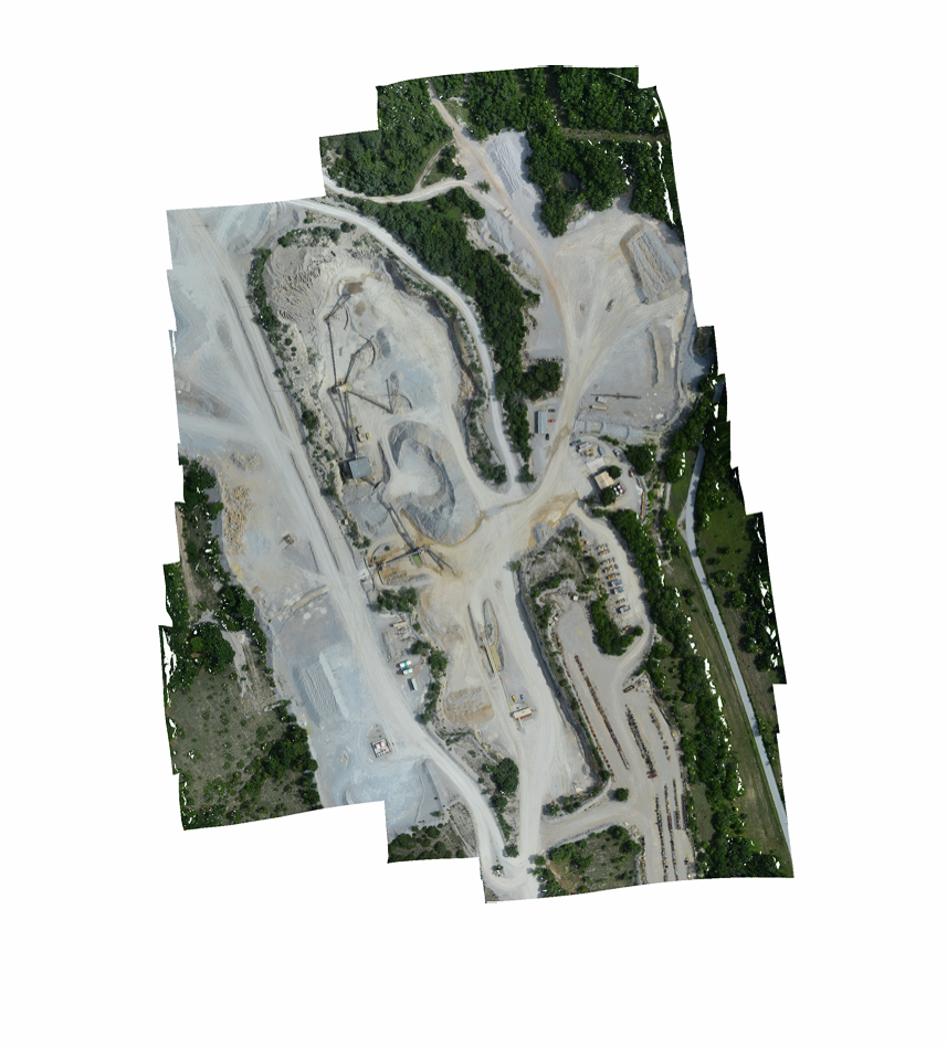 Rock Quarry Mapping