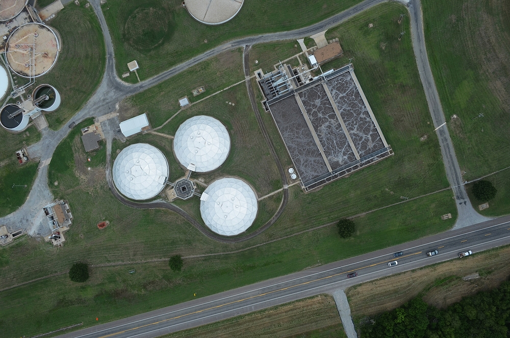 Water Treatment Plant Mapping