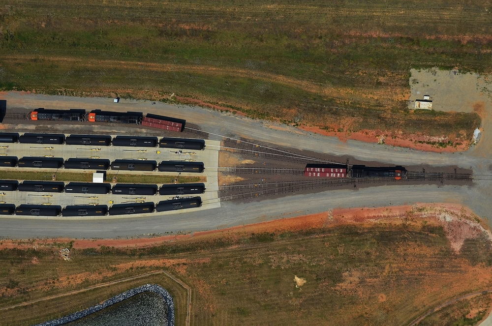 Rail Yard Map