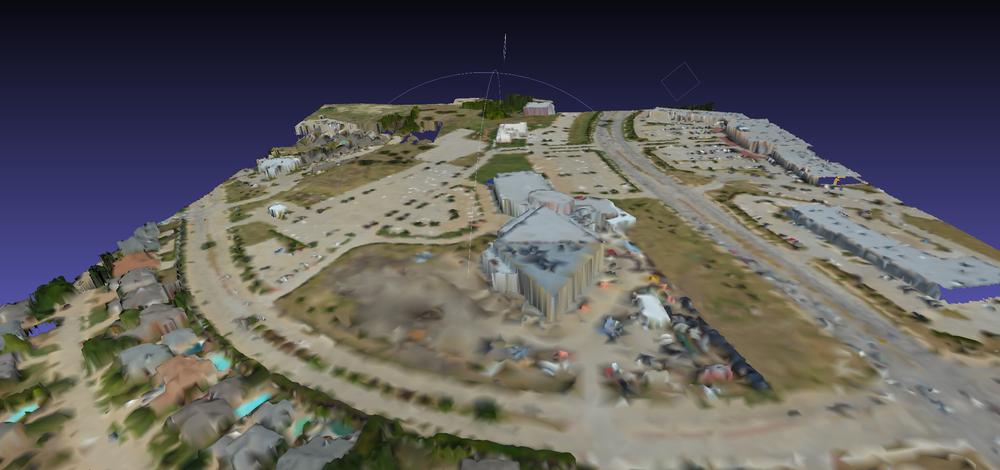 New Church 3D Modle