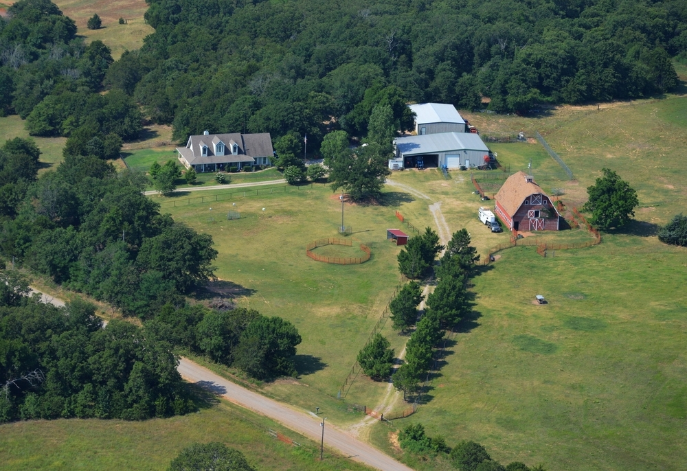Farm & Ranch Aerial Photography