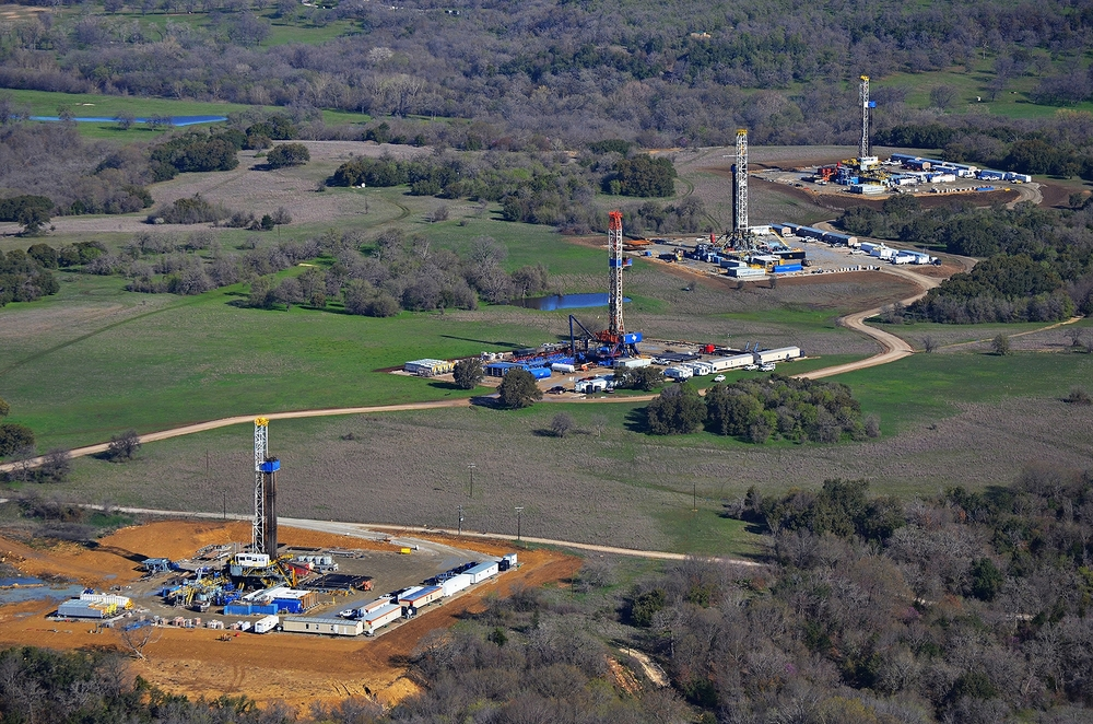 Oil & Gas Aerial Photography