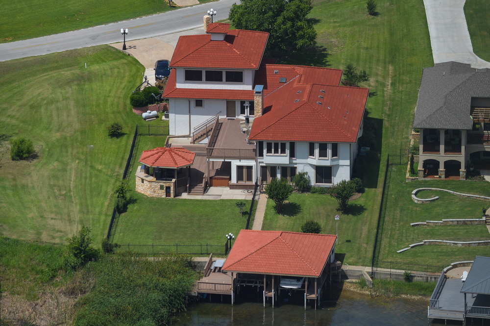 Vacation Property Aerial Photography