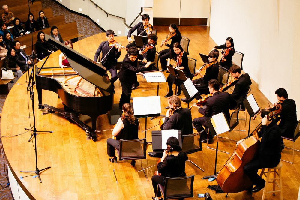 Photo courtesy of New York Classical Players