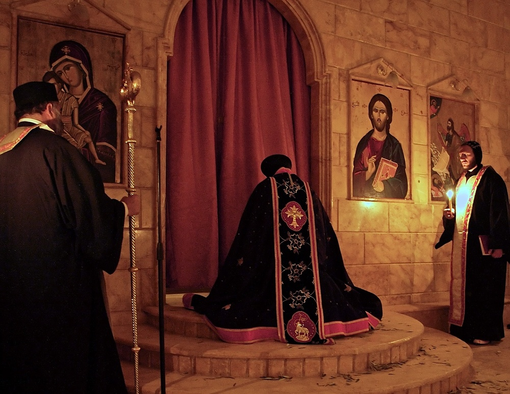 Armenian Apostolic Church, Aleppo - Forty Martyrs Church
