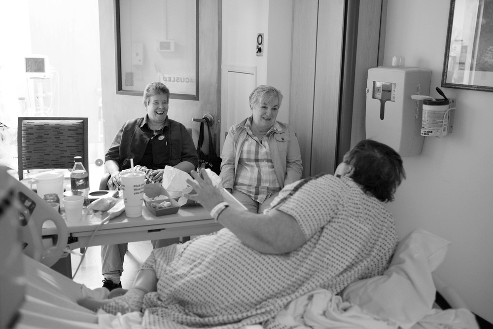 Carol In the Hospital