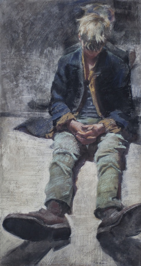 Seated Lucas Bianchi
