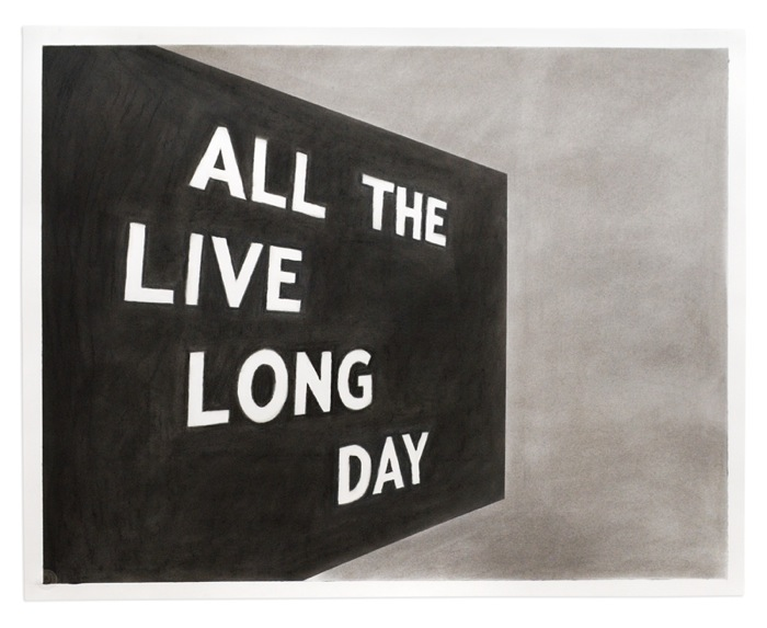All the Live Long Day Janna Lutrell