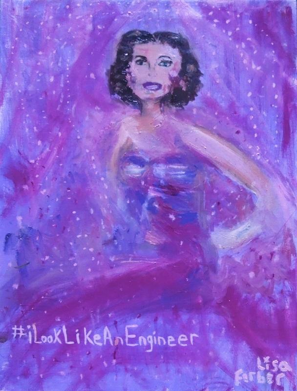 #iLookLikeAnEngineer Lisa Ferber